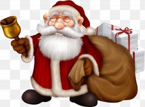 Santa Claus - Santa Claus Christmas Card Greeting & Note Cards Gift PNG