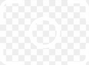 Frame Of Camera View Frame - White Symmetry Black Pattern PNG