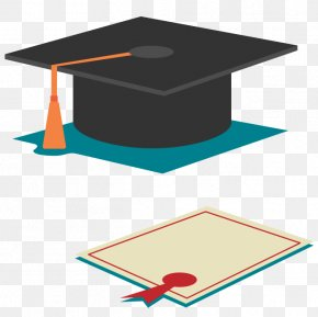 Student - Graduation Ceremony Academic Certificate Bachelor's Degree Application Essay Square Academic Cap PNG