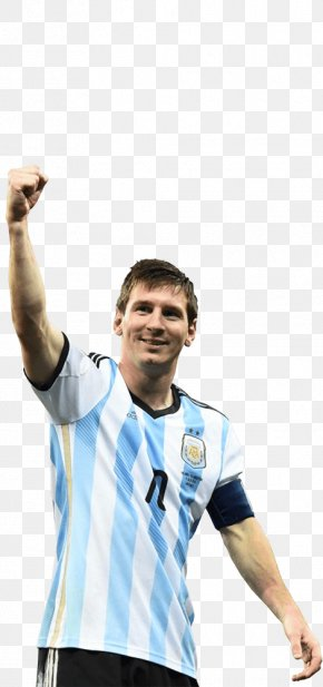Messi Argentina - Lionel Messi Argentina National Football Team T-shirt Thumb PNG