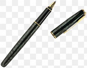 Ball Pen Writing Instrument Accessory - Pen And Notebook PNG