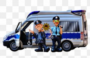 Police Officer - Police Car Police Car Police Officer PNG