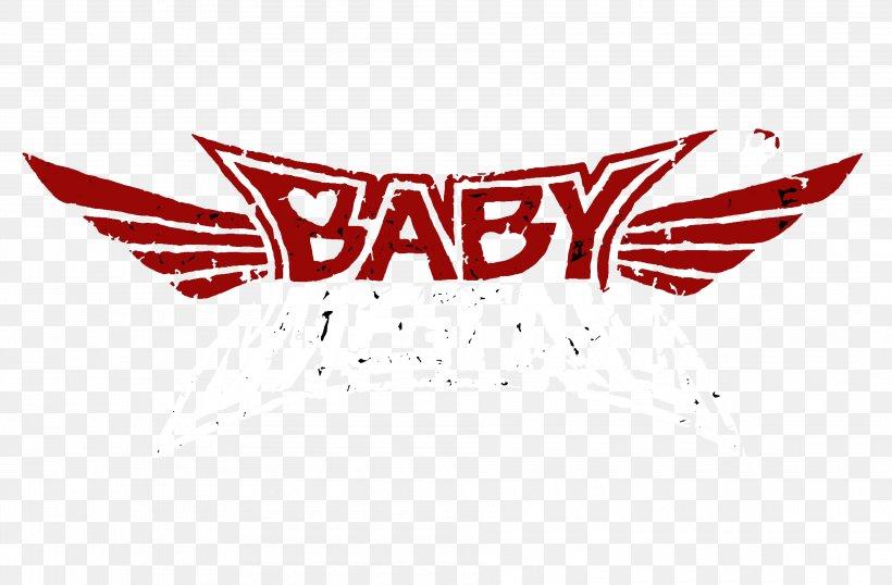 BABYMETAL Logo Metal Resistance Heavy Metal, PNG, 3780x2481px, Babymetal, Brand, Heavy Metal, Ijime Dame Zettai, Logo Download Free