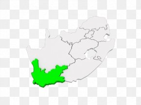 Green South Africa Map - South Africa Green Map PNG