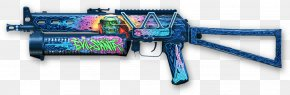 Barrett Firearms Manufacturing - Warface Crysis Firearm Machine Gun PP-19 Bizon PNG