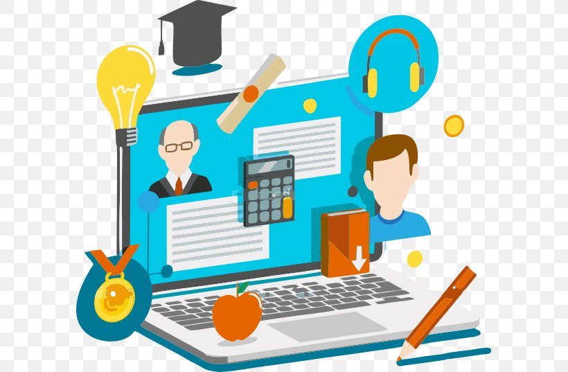 Learning Management System Educational Technology Distance Education Png 599x537px Learning Management System Adaptive Learning Apprendimento Online