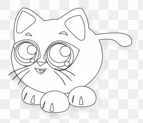 Stuffed Dog - Whiskers Dog Clip Art Cat Snout PNG