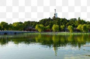 Beihai Park - Beihai Park Tourist Attraction PNG