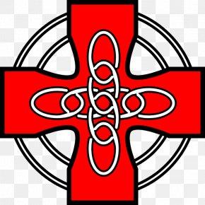 Celtic Cross Clipart - Celtic Cross Christian Cross Symbol Clip Art PNG
