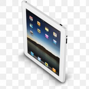 IPad White - Electronic Device Gadget Multimedia Electronics Accessory PNG