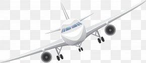 Light Aircraft Propeller - Airplane Aircraft Aviation Vehicle Flight PNG