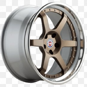 Charcoal - Car HRE Performance Wheels Alloy Wheel Tire PNG