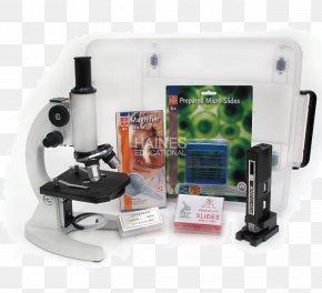 Pollen Microscope - Optical Microscope Digital Microscope Light Magnification PNG
