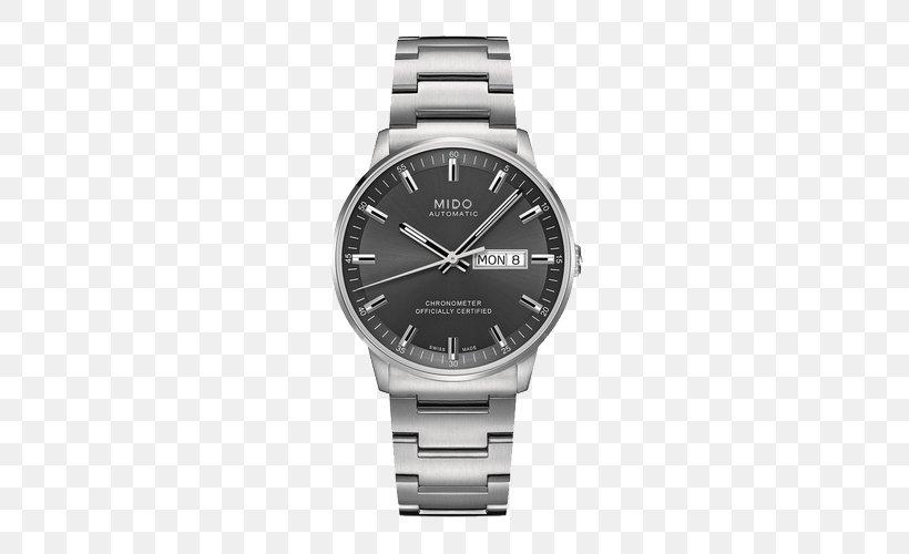 Mido Automatic Watch COSC Chronometer Watch, PNG, 500x500px, Mido, Automatic Watch, Brand, Chronograph, Chronometer Watch Download Free