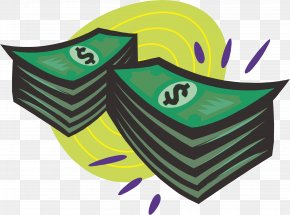 Dollar Money - Cash Money Clip Art PNG