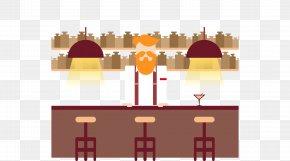 Hotel Bartender Vector Illustration - Euclidean Vector Hotel Illustration PNG