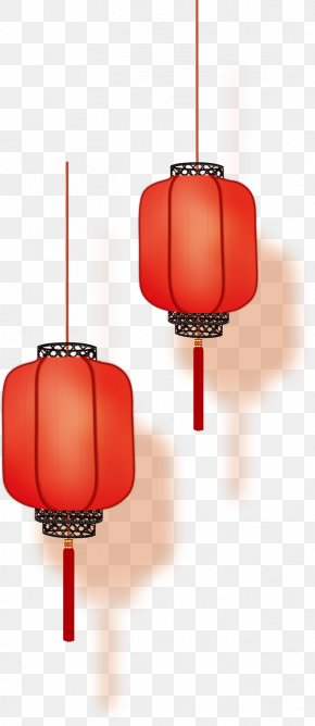 Chinese New Year Festive Lanterns - Lantern Festival Chinese New Year PNG