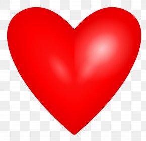 Heart Body Cliparts - Love Heart Clip Art PNG