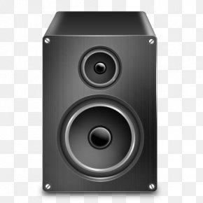 Audio Speakers - Loudspeaker Audio PNG