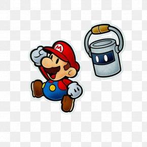 Mario - Paper Mario: Color Splash Wii U Paper Mario: Sticker Star PNG