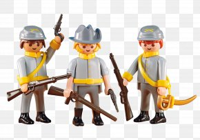 United States - Playmobil Confederate States Of America Cowboy United States Idealo PNG