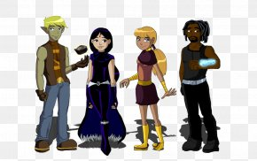 Never Trip 2 Times By A Stone - Stitchpunks This Town Needs Guns She Had Escaped This Is My Version Teen Titans PNG