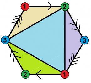 Edge - Hemi-octahedron Regular Polyhedron Edge Face PNG