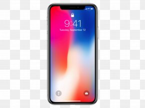 Iphone X - IPhone 4 IPhone 8 Telephone Apple A11 Screen Protectors PNG