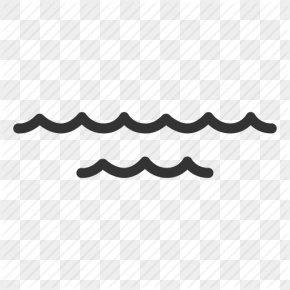 Black Wave Cliparts - Wind Wave Dispersion Clip Art PNG
