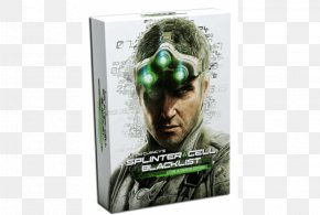 Tom Clancy's Splinter Cell Blacklist - Tom Clancy's Splinter Cell: Blacklist Sam Fisher Tom Clancy's Ghost Recon: Future Soldier Tom Clancy's The Division PNG