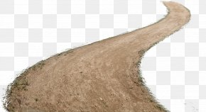 Dirt Roads,Country Road,the Way,traffic - Chemical Element Download Element Collecting Cartoon PNG