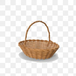 Empty Easter Basket HD - Easter Basket PNG