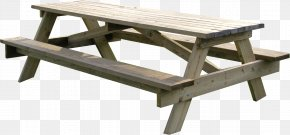 Wooden Chair Wooden Bench - Picnic Table Bench Chair PNG