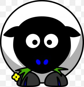 Sheep - Sheep Goat Clip Art Vector Graphics Openclipart PNG