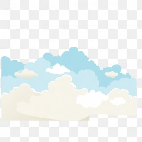 Blue Sky And White Clouds - Blue Sky Cloud PNG