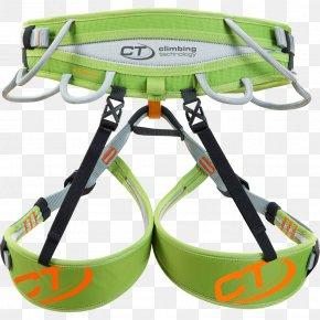 Climbing - Climbing Harnesses Ice Climbing Mountaineering Sport PNG