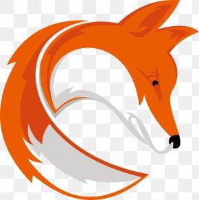 Vector Fox Logo - Logo Euclidean Vector PNG