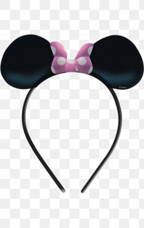 Minnie Mouse Head - Mickey Mouse Minnie Mouse Disney Princess The Walt Disney Company PNG