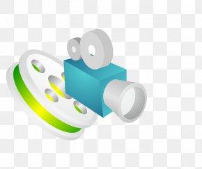 Vector Camera - Video Camera Photography PNG