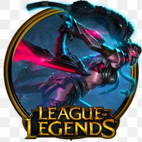 League Of Legends Free Download - League Of Legends Video Games Akali PNG