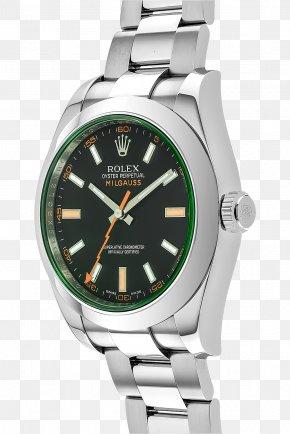 Rolex Milgauss - Rolex Milgauss Watch Strap Rolex Oyster Perpetual Milgauss PNG