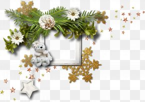 Pine Cone - Picture Frames Ded Moroz Christmas Snowflake Clip Art PNG