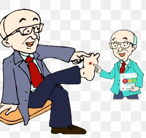 The Grandfather Of The Doctor - Comics Cartoon Clip Art PNG