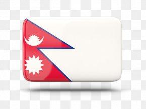 Flag - Flag Of Nepal National Flag Flag Of India PNG