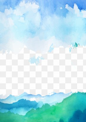 Vector Cartoon Sky - Sky Cartoon Cloud PNG
