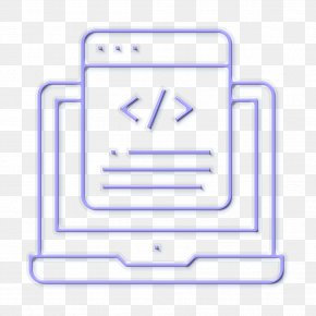 Text Design Icon - Web Development Icon Web Design Icon Design Icon PNG