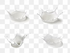 Milk - Milk Splash PNG
