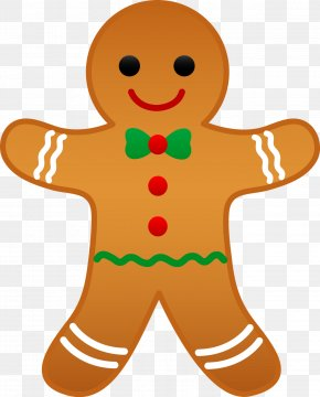 Christmas Clip Art - The Gingerbread Man Gingerbread House Clip Art PNG