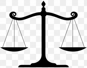 Blackandwhite Balance - Measuring Scales Scale PNG