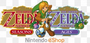 Oracle Of Seasons And Oracle Of Ages - Oracle Of Seasons And Oracle Of Ages The Legend Of Zelda: Oracle Of Ages Game Boy PNG